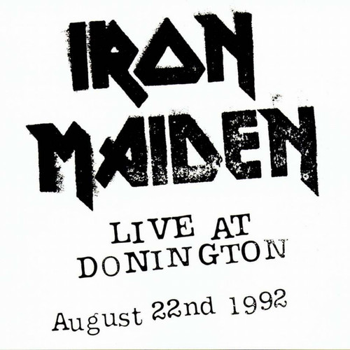 Iron Maiden wallpaper called Live at Donington