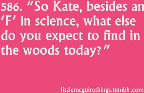 Lizzie McGuire Quotes
