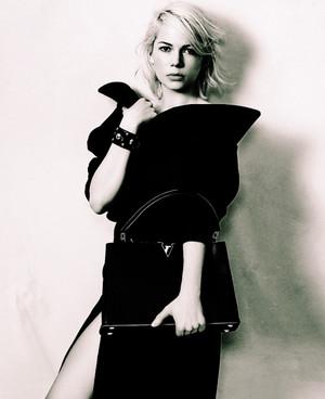 Louis Vuitton's handbag campaign Spring 2015