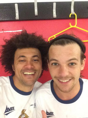 Louis footie