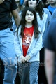 MICHAEL'S SON BLANKET JACKSON WEARS MICHAEL JACKSON SHIRT - michael-jackson photo