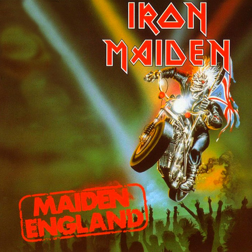 Iron Maiden پیپر وال probably with عملی حکمت titled Maiden England