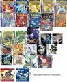 Main Series Pokemon Video Games - pokemon photo