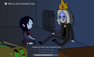 Marcy Will Remember This