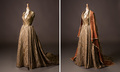 Margaery Tyrell's wedding গাউন, gown