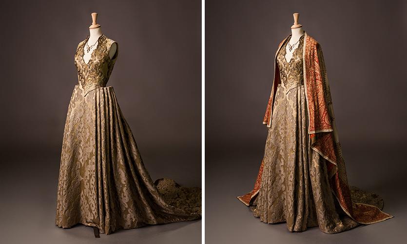 Margaery Tyrell's wedding kleid