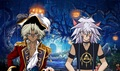 Marik and Bakura costumes~ - yu-gi-oh-abridged photo