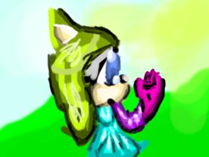 Marisa the Hedgehog