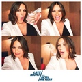Mariska Hargitay backstage at Late Night with Seth Meyers - May 18, 2015 - mariska-hargitay photo