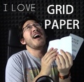 Mark Loves Grid Paper