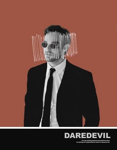 Daredevil (Netflix) 壁紙 containing a business suit called Matt Murdock