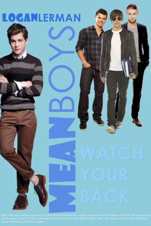 Mean Boys movie poster