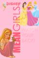 Mean Girls Disney version - disney-princess fan art