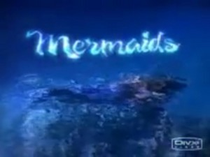 Mermaids! That's really my passion.
