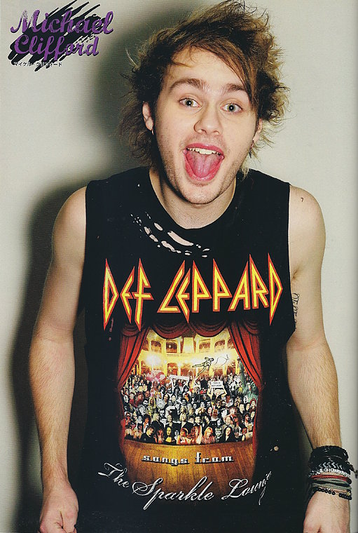 Michael Clifford - 5 Seconds of Summer Photo (38445586 ...