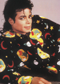 Michael Jackson - HQ Scan - Behind The Scenes of Leave Me Alone  - michael-jackson photo