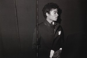 Michael Jackson - HQ Scan - Michael Backstage For the UNICEF Charity Event 1980