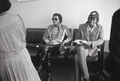 Michael Jackson - HQ Scan - Michael waits in the executive lounge for a flight on Delta Airl - michael-jackson photo