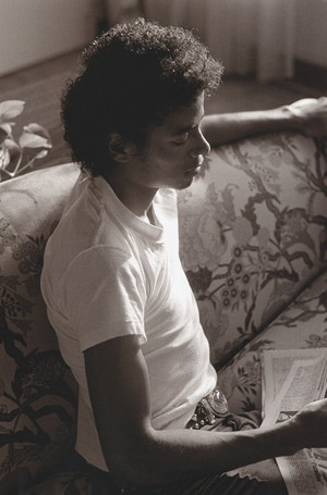 Michael Jackson - HQ Scan - Todd Gray Photoshoot 1981?