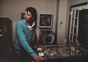 Michael Jackson - HQ Scan - Todd Gray Photoshoot - 1984