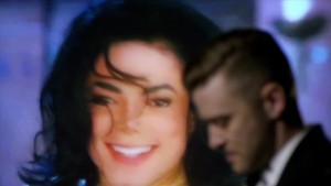 Michael Jackson, Justin Timberlake- Love Never Felt So Good {HD}