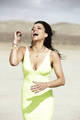 Michelle Rodriguez Photoshoot - Cosmopolitan for Latinas - Summer 2013