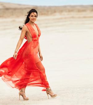 Michelle Rodriguez Photoshoot - Cosmopolitan for Latinas - Summer 2013