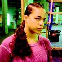 Michelle Rodriguez as Diana Guzman in 'Girlfight'