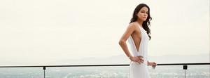 Michelle Rodriguez in Hello! Magazine Russia - 2013