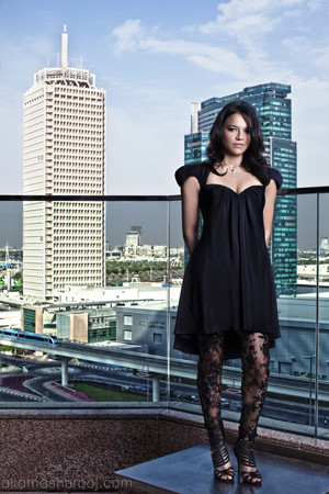 Michelle Rodriguez in OK Magazine - 2012