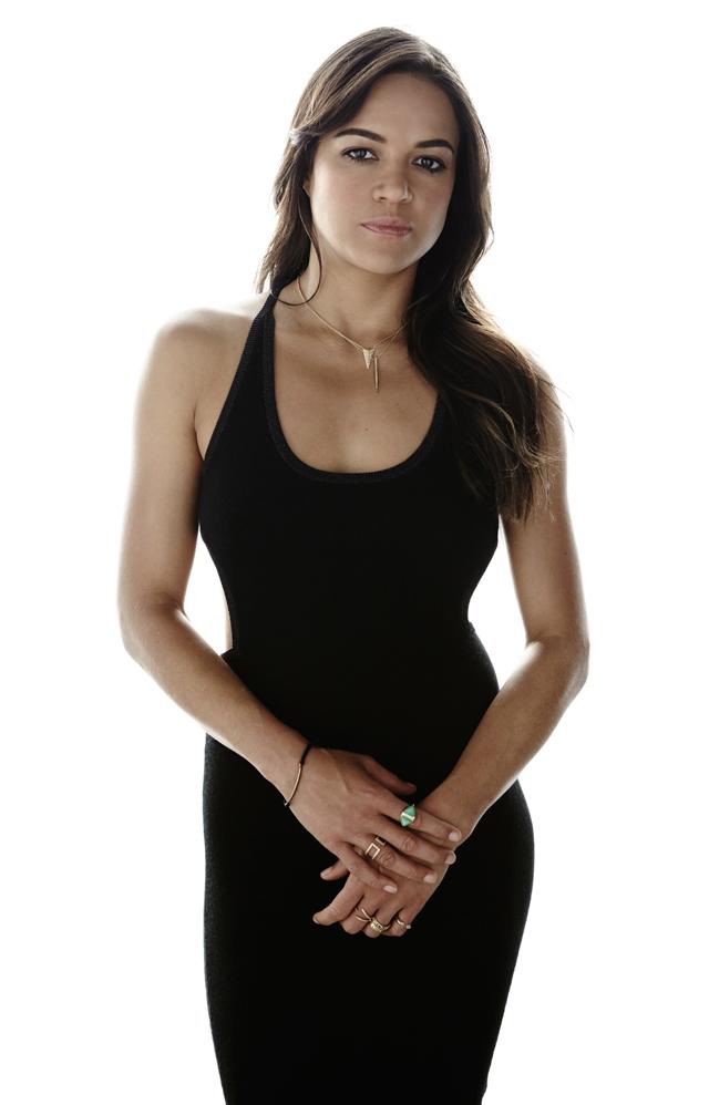Michelle Rodriguez Photoshoot - Vibe Magazine - 2015