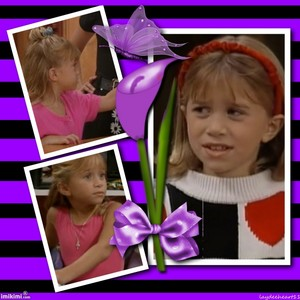 Michelle Tanner Collage
