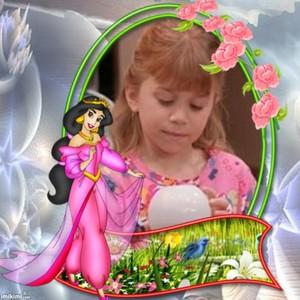 Michelle Tanner: ডিজনি Princess