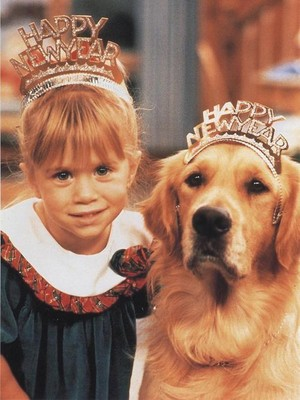 Michelle Tanner: Happy New বছর