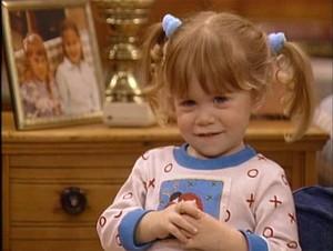 Michelle Tanner: Season 8