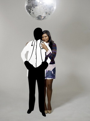 Mindy Kaling in Entertainment Weekly - 2012
