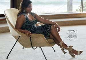 Mindy Kaling in InStyle - June 2015