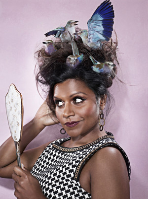 Mindy Kaling in New York Magazine - September 2012