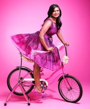 Mindy Kaling in USA Weekend - October 2012
