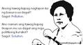 Miriam Defensor Santiago Pick-up Lines