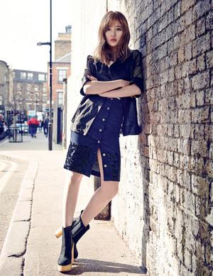 Miss A Suzy for Cosmopolitan April 2015