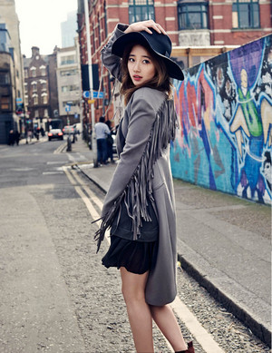 Miss A Suzy for Cosmopolitan April 2015