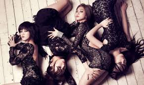 K-pop Обои possibly containing attractiveness, a chemise, and a бюстье called Miss A