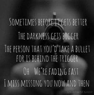 Miss Missing te