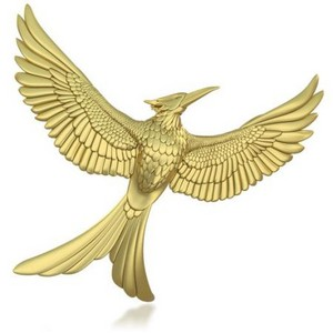 Mockingjay pt.2 Ornament