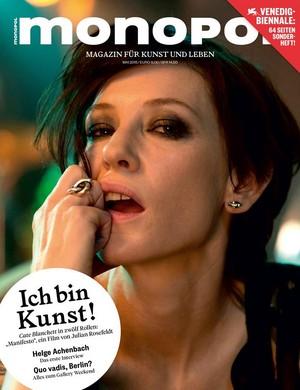 Monopol Magazin Germany - May 2015