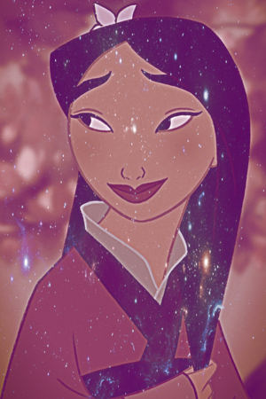 Mulan iPhone 4 Background