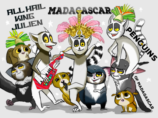 Multiverse lemurs.