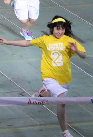 Murayama Yuiri Team 4 AKB48 Sports Festival 2015