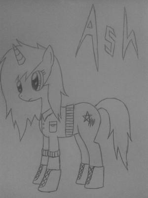 My Original Character Ash